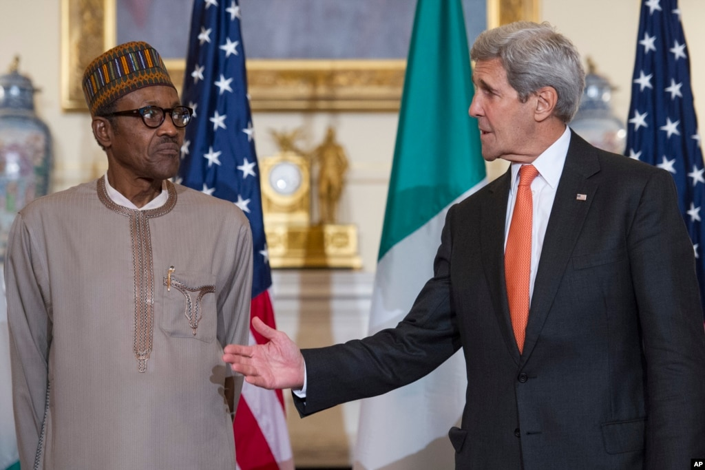 During this trip, John Kerry would interview the governors to see who would be PMB's replacement. They have the rights to first refusal. If he finds one…