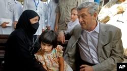 El Alto Comisionado para los Refugiados, Filippo Grandi, aboga para que las naciones encuentren soluciones para que la gente no huya de sus países.
