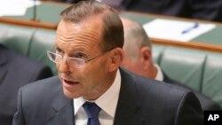 Thủ tướng Australia Tony Abbott nói ông được bảo đảm rằng những máy bay ném bom B-1 của Mỹ sẽ không được điều tới Australia