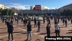 ARHIVA - Protest ugostitelja u Crnoj Gori