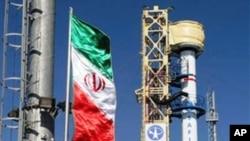 ایرانی ساختہ چار سیٹلائٹس کی نمائش