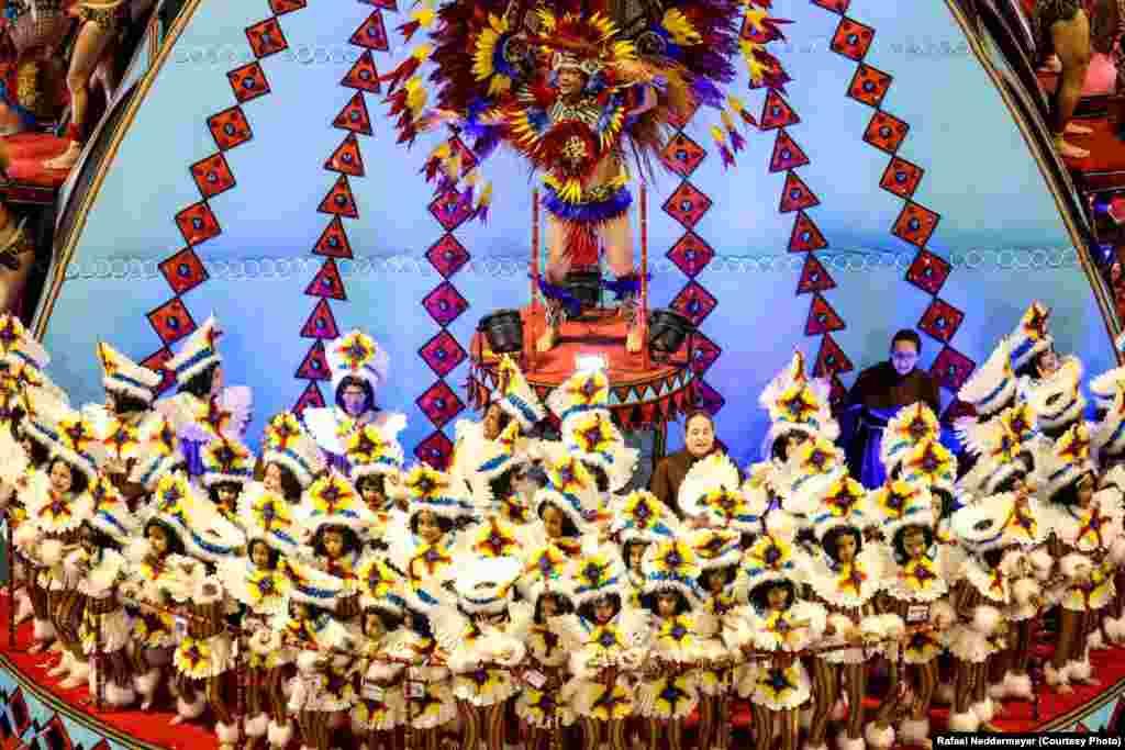 Carnaval de São Paulo - Liga SP