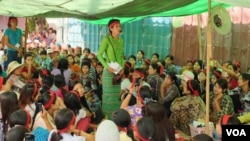 Labor Unrest in Myanmar
