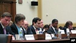 미 연방 하원 외교위원회가 주최로 25일 열린 유엔 개혁 청문회