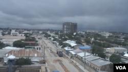 ទីក្រុង Mogadishu។
