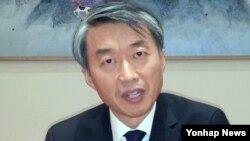 한국의 정창호 신임 국제형사재판소 재판관. (자료사진)