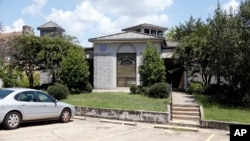 El Centro Isámico de Mississippi en Starkville era visitado Muhammad Daklalla, prometido de Jaelyn Young.