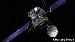 Rosetta a rendez-vous avec la comète 67P/Churyumov-Gerasimenko