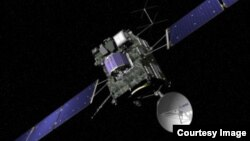 ESA's Rosetta Mission to Send Its Philae Lander to the Surface of Comet 67P 11/12/14