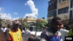 Renamo celebra vitória em Nampula