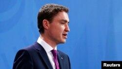 Thủ tướng Taavi Roivas của Estonia là nhà lãnh đạo trẻ nhất trong khối các nước Liên hiệp Âu châu