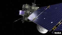 La sonda tiene un aislamiento térmico que le permite adentrarse en las zonas más frías del sistema solar, más allá de Marte.