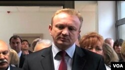 Gradonačelnik Beograda Dragan Djilas