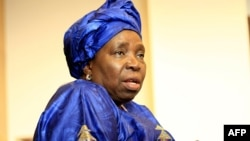 AU Commission chief Dr. Nkosazana Dlamini-Zuma says Africa should not tolerate child marriage.