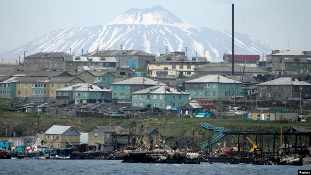 kuril islands dispute between russia an A longstanding dispute between japan and russia over sovereignty of the south  kuril islands in the far east of russia has been.