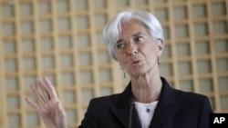 Christine Lagarde mkuu mpya wa shirika la IMF
