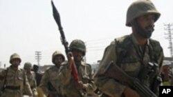 'برطانوی فوجی تربیت کاروں کو پاکستان سے نکل جانے کا حکم'