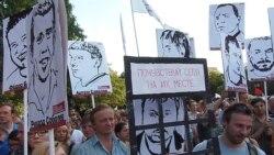俄政治犯人数急剧增长 数量是前苏联两倍