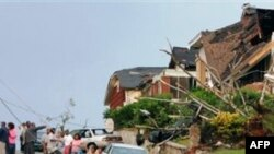 ԱՄՆ-ում ուժգին փոթորիկները բազմաթիվ զոհերի և ավերածությունների պատճառ են դարձել