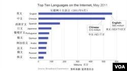 互联网十大语言