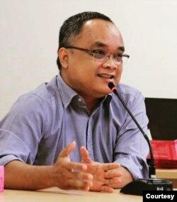 Dr. Nur Rahmat Yuliantoro, Ketua Departemen Ilmu Hubungan Internasional Universitas Gadjah Mada (UGM), Yogyakarta. (Foto: Koleksi Pribadi)