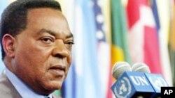 """Đặc sứ Liên Hiệp Quốc Augustine Mahiga nói vụ giết người này là """"không thể chấp nhận"""""""