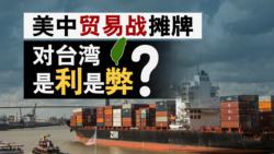 海峡论谈:美中贸易战摊牌 对台湾是利是弊?