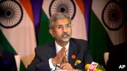 د هند د بهرنو چارو وزیر جی شنکر