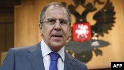 سرگی لافروف وزیر خارجۀ روسیه