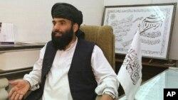 Petinggi Taliban, Suhail Shaheen