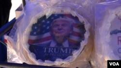 Kue Donald Trump