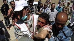 ۱۰ معترض در پایتخت یمن کشته شدند
