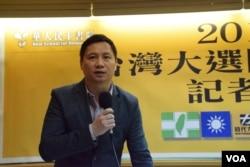 中國六四民運領袖王丹。(美國之音湯惠芸攝)