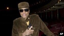 Bobby Womack falleció a los 70 años de edad.