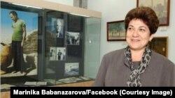 Marinika Babanazarova Savitskiy muzeyini 1984-yildan beri boshqarib kelar edi