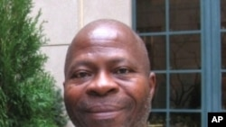 Former Liberia Electoral Commission Chairman James Fromayan