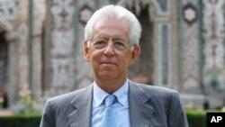 Mario Monti wanda zai zama sabon frayim ministan kasar Italiya