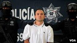 Este joven de apenas 22 años es el jefe de la plaza de San Fernando, al servicio del cártel de Los Zetas.