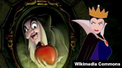ملکه بدجنس در سفید برفی و هفت کوتوله یکی از شخصیت های خودشیفته کارتونی است