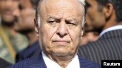 Tổng thống Yemen Abed Rabbo Mansour Hadi