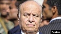 接替薩利赫的也門總統哈迪