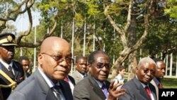 Robert Muqabe xalqı zorakılıqdan çəkinməyə çağırıb