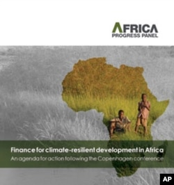 Africa Climate Change Adaptation Needs Major Donor Commitment