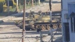 سرکوب مخالفان در سوریه از سر گرفته شد