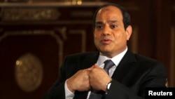 President Abdelfattah al-Sisi