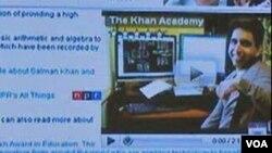 Internet stranica Salmana Khana