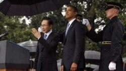 اوباما: کره شمالی یک «تهدید مستقیم» برای آمريکا و کره جنوبی به شمار می رود