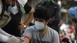 巴基斯坦的新冠病例到7月底可能增至120萬