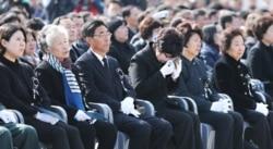 한국 국립 대전현충원, 천안함 추모객 이어져