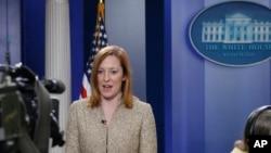 Người phát ngôn Bộ Ngoại giao Hoa Kỳ Jen Psaki.